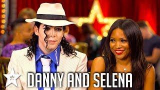 Video Michael Jackson Tribute Act on Britain's Got Talent 2018 | Got Talent Global MP3, 3GP, MP4, WEBM, AVI, FLV Maret 2019