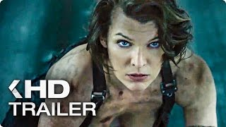 Nonton Resident Evil 6: The Final Chapter ALL Trailer (2017) Film Subtitle Indonesia Streaming Movie Download