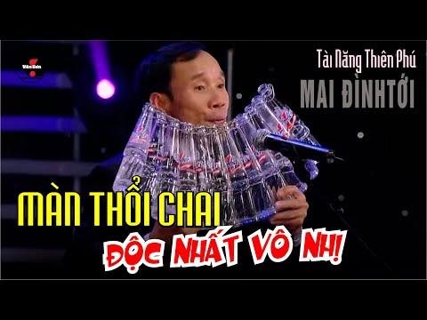 Thổi chai - Nghệ sỹ Mai Đình Tới [Vân Sơn 43 - Những cung điệu quê mình] - Thời lượng: 11:02.