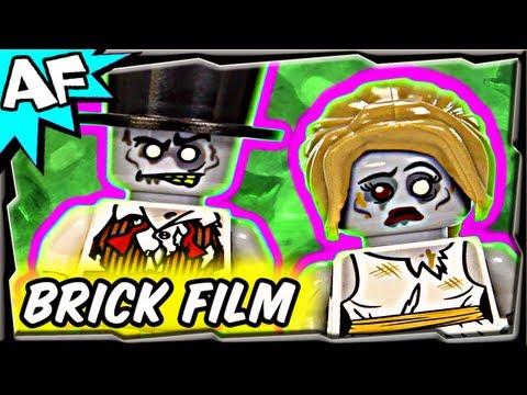 Vidéo LEGO Monster Fighters 9465 : Les zombies