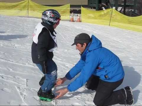 Riglet Park Snowboard Lessons for Kids at Mount Snow – February 2013