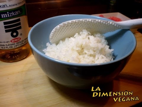 ¿Cómo Hacer Arroz Para Sushi Perfecto? (With English Subs)
