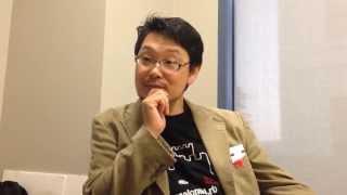 Ruby まつもとゆきひろ氏 に Ruby開発秘話を単独インタビュー・覚田義明シリコンバレーにて!