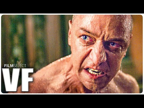 GLASS Bande Annonce 2 VF (2019)