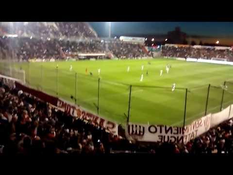Hinchada Tatengue vs Gimnasia LP! - La Barra de la Bomba - Unión de Santa Fe