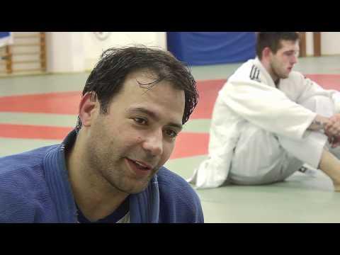 Ariel Zeevi - Israeli Judo master
