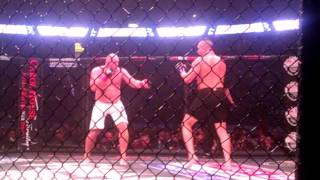FIGHT HARD MMA: Max McNeely Vs Mike Wright - FIGHT VIDEO