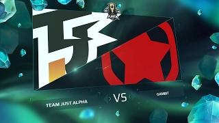 JSA vs GMB - Неделя 3 День 2 / LCL