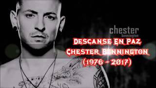 Descanse En Paz... Chester Charles Bennington (1976 - 2017) Hoy, 20 de Julio del presente año 2017, el vocalista de la banda...