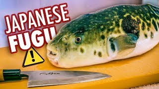 Nonton Japan S Deadliest Dish   Eating Poisonous Fugu Blowfish Film Subtitle Indonesia Streaming Movie Download