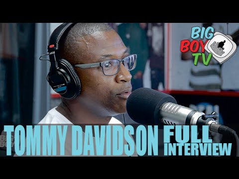 """Tommy Davidson on """"In Living Color"""", Bill Cosby, And More! (Full Interview) 