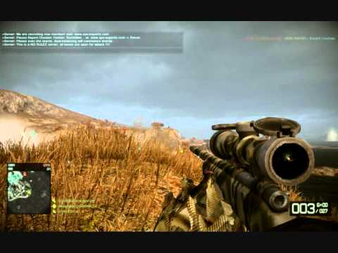 Battlefield Bad Company 2 bug 3