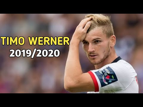 Timo Werner 2019/2020 ▶Best Skills And Goals