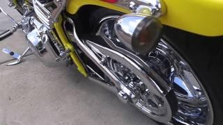 9. 2009 Harley-Davidson CVO™ Softail® Springer® at Superstition Harley-Davidson Apache Junction 85120