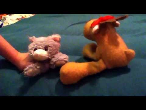 Random stuffed animal land