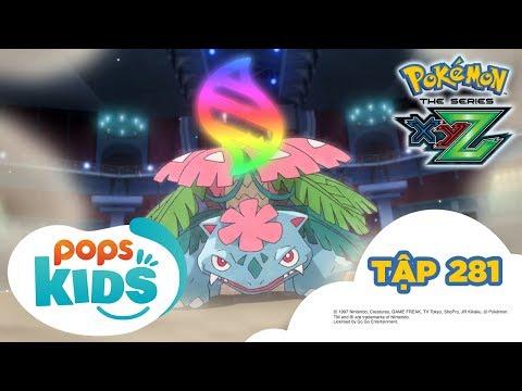 Pokémon Tập 281 - Bản Đặc Biệt Tiến Hóa Mega Mạnh Nhất - Hoạt Hình Pokémon Tiếng Việt S19 XYZ - Thời lượng: 23:33.