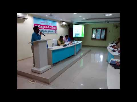 , Parthasarathi attended a Meeting on Agriculture