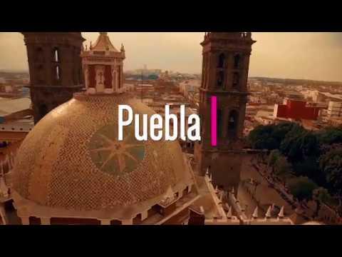 Puebla es mi destino, visítalo.