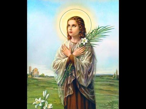 santa maria goretti. la santa delle donne!