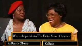 [video Comedy]:#suliat -who Is The President Of The United States?