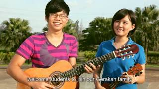 Gerakan Will Never Stop Striving - Education (E)
