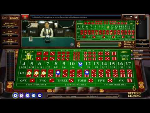 Casino Game - Sic bo | SBOBET
