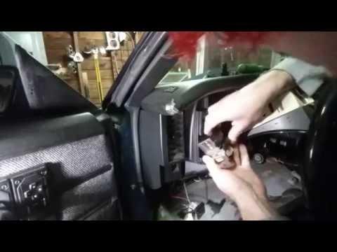 How To Change A Camaro Headlight Switch nut - 1982-1992 Camaro thirdgen