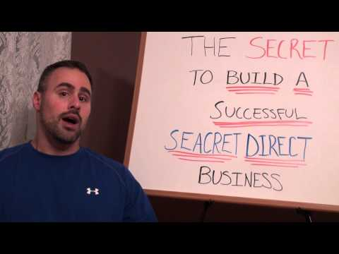 Home Business Ideas| Seacret Review And The Secret To Having A Huge Seacret Business