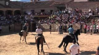 Pedraza Spain  City pictures : Pedraza de la Sierra Spain Running of the Bulls