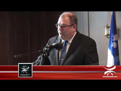 Commémoration de Tafsut Imazighen / 2017 /  Mr. Mario Beaulieu, député du Bloc Québécois