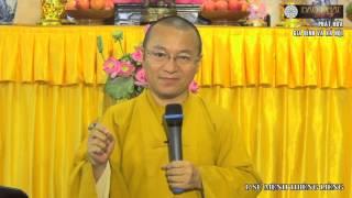 Phật hóa gia đình và xã hội - TT. Thích Nhật Từ  -  06/12/2015