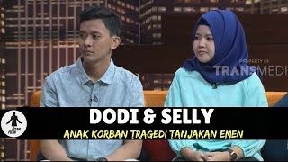 Video DODI & SELLY, ANAK KORBAN TRAGEDI TANJAKAN EMEN | HITAM PUTIH (15/02/18) 3-4 MP3, 3GP, MP4, WEBM, AVI, FLV Mei 2018