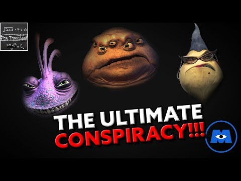 The HORRIFIC TRUTH Behind Monsters Inc! (Roz: Part 2) [Theory]