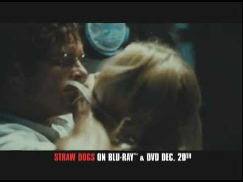 Straw Dogs On Blu-ray And DVD