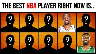 10 Best NBA Players That Currently PLAY Right Now (2017-2018 Season)