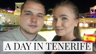OPEN FOR MORE INFO + GIVE THIS VIDEO A THUMBS UP IF YOU LIKED IT! :)In today's video I share with you a day in Tenerife, Spain! We just came back from a wonderful vacation, our first family vacation! It was so relaxing and nice and we also got to have our first date night without Kári Hrafn - which was pretty awesome too! Make sure to check out my Instagram @emmasage95 for lots of holiday photos! Lots of love,Emma-- -- -- -- Hi friends! Welcome to my channel where I share bits and bobs of my life :)I'm Emma Sage, a 21 year old Icelander, living in Reykjavík. This past February 5th I welcomed a baby boy into this world and I'll be on maternity leave for the majority of the year. I'm so excited to share our new family with you, with all it's life changes and blessings. I'm focused on doing vlogs and chit chat videos but also throw in occasional GRWM's, product reviews and planner related videos, to name a few. I'd love for you to join the fun by subscribing to my channel - you'll be the first one to know when I upload new content!http://goo.gl/fmBoEsFOLLOW ME:▪ FACEBOOKhttps://www.facebook.com/emmasage95▪ INSTAGRAMhttp://instagram.com/emmasage95/▪ TWITTERhttps://twitter.com/EmmaSage95▪ PINTERESThttps://www.pinterest.com/emmasageh95/▪ ÍSLENSKT BLOGGhttp://glam.is/For business or personal, feel free to email me: emmasage95@gmail.com————MY PLAYLISTS:▪ PREGNANCYhttps://goo.gl/Ouw2QF▪ VLOGShttps://goo.gl/EeQ7k7▪ LIFEhttps://goo.gl/jRXDpC▪ STYLEhttps://goo.gl/1sSY0X▪ MAKEUPhttps://goo.gl/IWSVYT▪ PRODUCTShttps://goo.gl/vNfcxv▪ PLANNINGhttps://goo.gl/I4eCUa————#PLANNERADDICTWanting to jump on the planning band-wagon?Get $10 OFF your first Erin Condren purchase:https://goo.gl/4BMSC4————Filmed with: my iPhone 6 & Sony A5000Edited with: iMovie* I do not own the right to any of the songs used in this videoThis video is not sponsored. All opinions are my own and honest, as always.