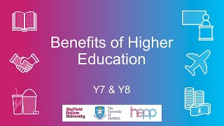 Benefits of Higher Education Recorded Session