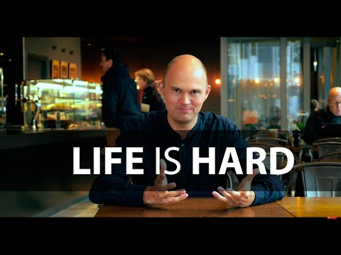 Cafe Talk: Life is hard