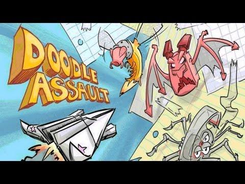 Video of Doodle Assault