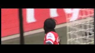 Gervinhos 11 Treffer für den FC Arsenal