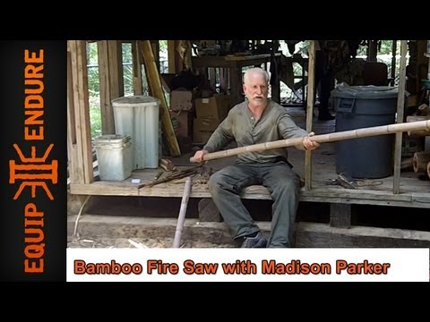 Madison Parker - A to Z friction fire training from Wilderness Skills Instructors Madison Parker and Bobby Plude. This is an in-depth look a the skill from making the Bamboo ...