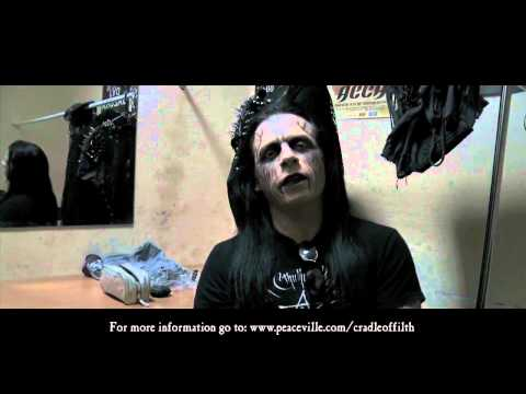 CRADLE OF FILTH - Evermore Darkly... (DOCUMENTARY TRAILER: PART 2)
