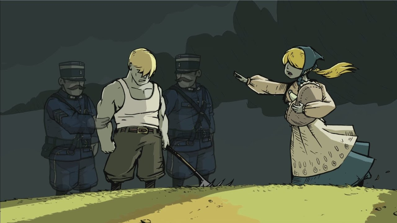 [Valiant Hearts: The Great War] Come Back Trailer