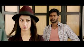 Abhinetri Telugu Movie Trailer - Tamanna, Prabhu Deva