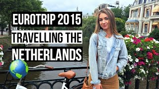 Rotterdam Netherlands  City pictures : Places to visit in the Netherlands - Amsterdam and Rotterdam | Europe Trip 2015