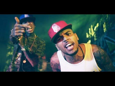 Chris Brown, AYO Ft Tyga - (EXPLICIT)