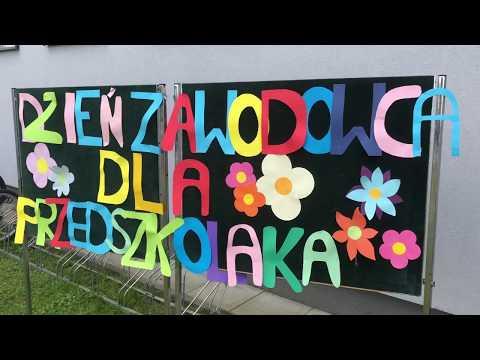 Wideo1: Dzień Zawodowca dla Przedszkolaka w ZS nr 4 w Lesznie