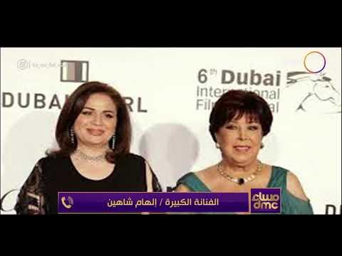 إلهام شاهين: رجاء الجداوي قدوة لنساء مصر والوطن العربي