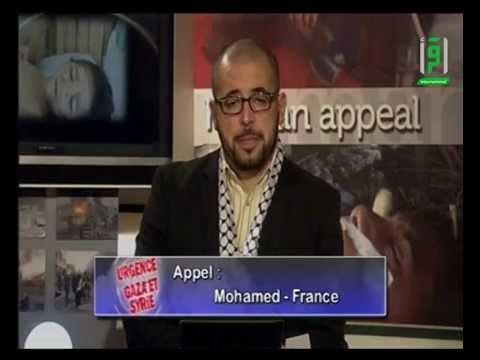 Appeal Humain – Gaza -Syrie (Part4)