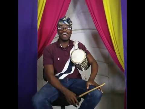 Talking Drum Lesson(facebook Live Version) 2